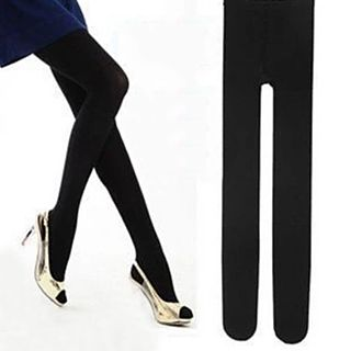 Image of 200D Plain Tights