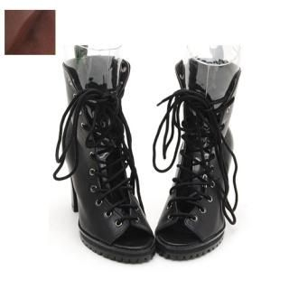 Buy Woorisin Laced up Boots 1021365674