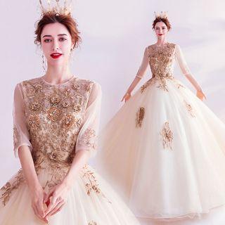 Embroider | Wedding | Dress | Gown | Ball