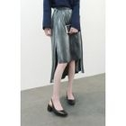 Dip-Back A-Line Skirt 1596