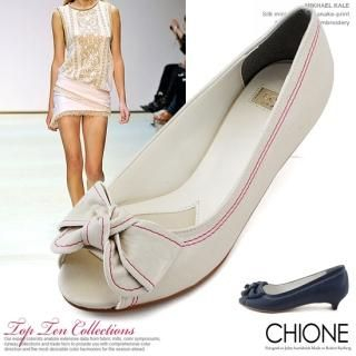 Buy Chione Open-Toe Pumps 1022567069