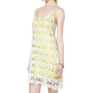 Lace Spaghetti Strap Dress 1064973933