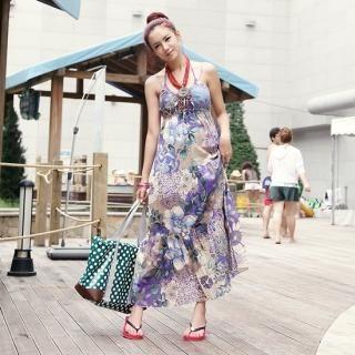 Buy With Mocha Empire Maxi Dress 1022909236