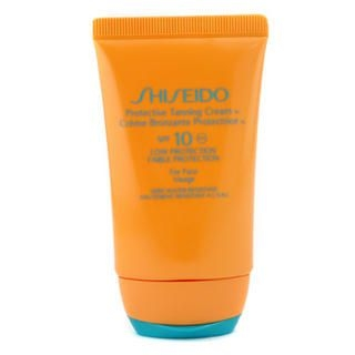 Protective Tanning Cream N SPF 10 ( For Face ) 50ml/1.7oz