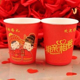 Wedding Paper Cup 1054017614