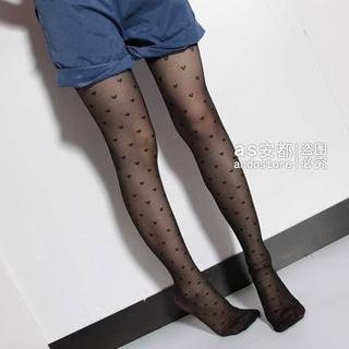 Patterned Stockings