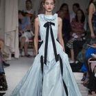 Bow Frill Collar Sleeveless Maxi Dress 1596
