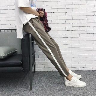Contrast Stripe Sweatpants 1060688109