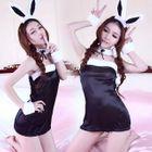 Bunny Girl Lingerie Costume Set 1596