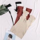 Lace-Trim Sleeveless Knit Top 1596
