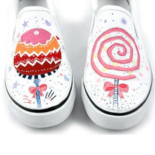 Picture of HVBAO  Lollipops  Slip-Ons 1020298256 (Slip-On Shoes, HVBAO Shoes, Taiwan Shoes, Womens Shoes, Womens Slip-On Shoes)