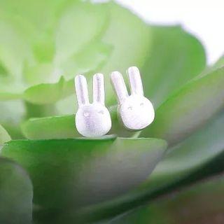 sterling-silver-rabbit-ear-studs