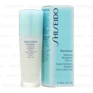 Buy Shiseido – Pureness Matifying Moisturizer Oil-Free 50ml/1.6oz