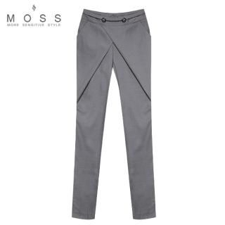 Buy MOSS Pleated Ankle Length Dress Pants 1023058257