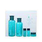 Innisfree - Jeju Sparkling Mineral Skin Care Set: Skin 200ml + Lotion 160ml + Skin 15ml + Lotion 15ml + Cream 10ml 1596
