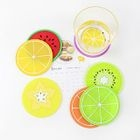 Fruit Silicone Cup Mat 1596