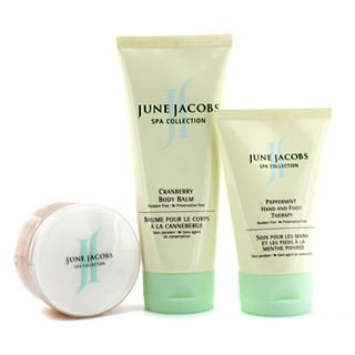 Buy Home Spa Kit personal Care - June Jacobs - At Home Spa Kit: Peeling Masque + Hand and Foot The