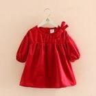 Kids Elbow-Sleeve Dress 1596