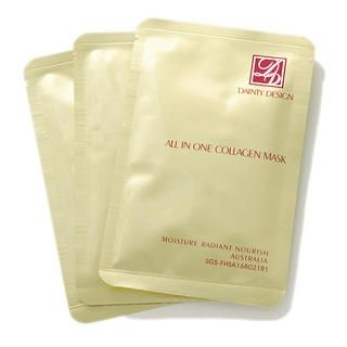 All-in-One Collagen Mask - Anti Wrinkle 72 pcs