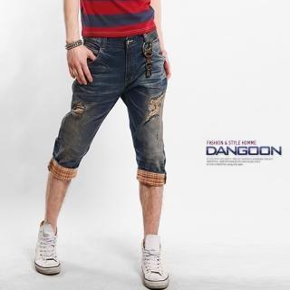 Picture of DANGOON Cropped Jeans 1022719207 (DANGOON, Mens Denim, Korea)