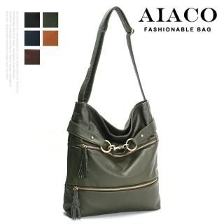 Picture of AIACO Faux-Leather Shoulder Bag 1021634772 (AIACO, Shoulder Bags, Korea Bags, Womens Bags, Womens Shoulder Bags)