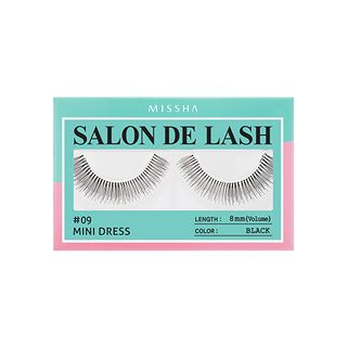 Missha - Salon De Lash (#09 Mini Dress) 1 set 1057928201