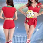 Cheerleader Party Costume Spain - Red - S от YesStyle.com INT