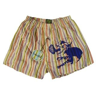 Buy Fraternity Printed Stripe Boxer 1023006544