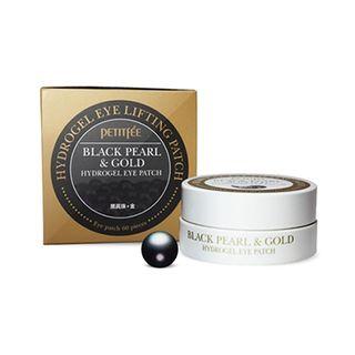 PETITFEE - Black Pearl & Gold Eye Patch 60pcs 60pcs (30pairs)