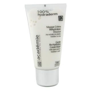 Picture of Academie - 100% Hydraderm Gentle Re-Hydrating Cream Mask 75ml/2.5oz (Academie, Skincare, Face Care for Women, Womens Scrubs & Masks)