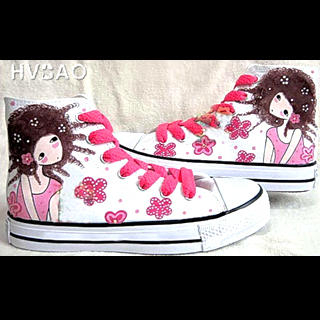 Picture of HVBAO Lovely Girl Sneakers 1021428503 (Sneakers, HVBAO Shoes, Taiwan Shoes, Womens Shoes, Womens Sneakers)