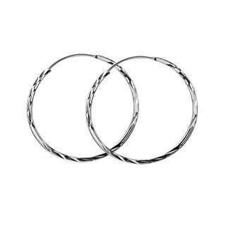 925-sterling-silver-round-silvery-earring-35mm