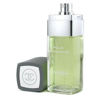 Picture of Chanel - Pour Monsieur Eau De Toilette Spray 100ml/3.4oz (Chanel, Fragrance, Fragrance for Men)