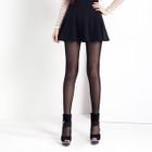 Sheer Stirrup Tights 1596