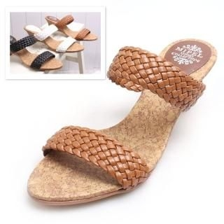 Picture of Woorisin Woven Mules 1022813448 (Other Shoes, Woorisin Shoes, Korea Shoes, Womens Shoes, Other Womens Shoes)