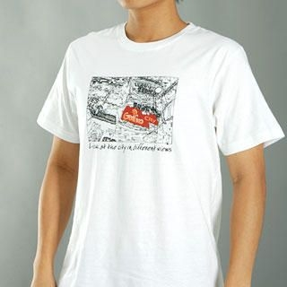 Picture of Grafico City White Boy Tee-shirt 1005047410 (Grafico, Mens Tees, Hong Kong)