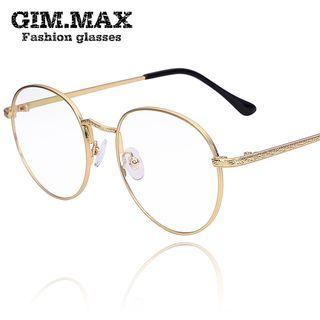 Blue Light Filter Round Glasses 1050509996