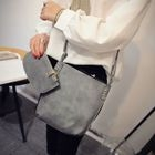 Faux-Leather Cross Bag от YesStyle.com INT