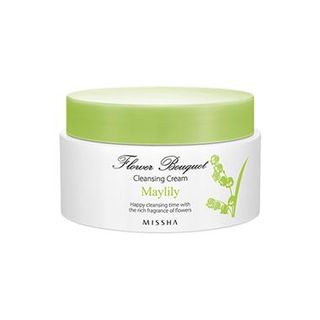 Flower Bouquet Maylily Cleansing Cream