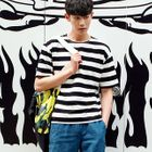 Short-Sleeve Stripe T-Shirt от YesStyle.com INT