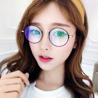 Metal Round Glasses 1061670646