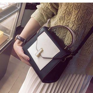 Colour Block Handbag 1057803630