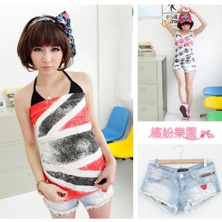 Buy Wonderland Denim Shorts 1022836611