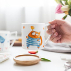 Cartoon Ceramic Mug 1596