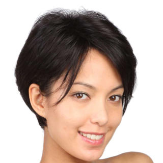 Short Lace Front Full Wig - Straight 1034639752