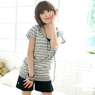 Buy Tokyo Fashion Cuffed Shorts 1023000242
