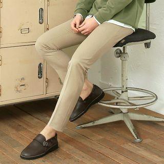 Front-Tab Dress Pants