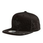 Pattern-Printed Baseball Cap 1596