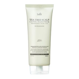 Lador - Tea Tree Scalp Clinic Hair Pack 200ml