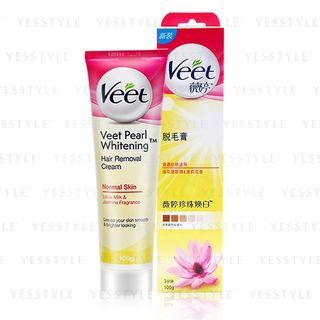 Hair Removal Cream Pearl Whitening (for normal skin) 100g